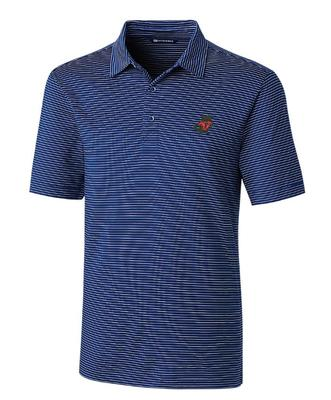Florida Cutter & Buck Forge Pencil Stripe Mascot Polo