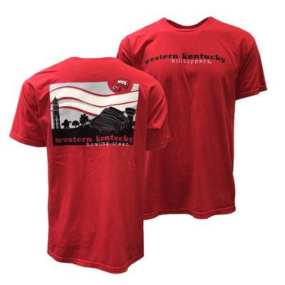 Western Kentucky Campus Waves Tee Shirt