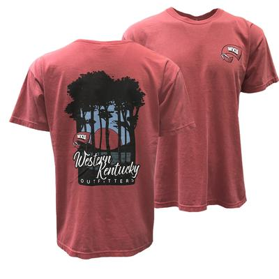 Western Kentucky Outfitters Sunrise Comfort Colors Tee