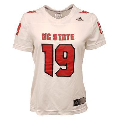 NC State Adidas Women's 19 Replica Jersey