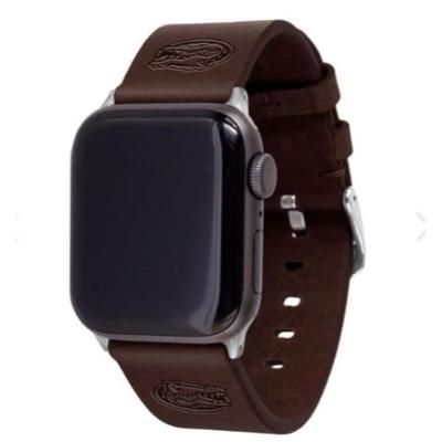 Florida Dark Brown 42/44mm Apple Watch Band