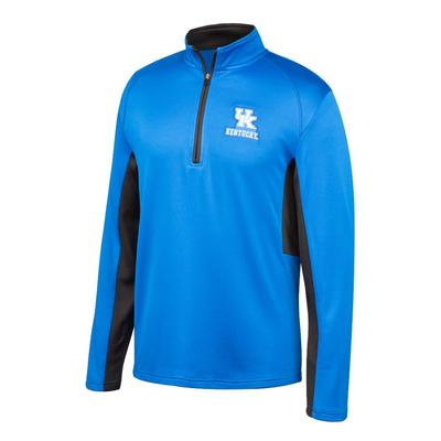 Kentucky Poly 1/4 Zip Fleece Pullover