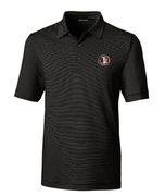 Florida State Cutter & Buck Forge Pencil Stripe Polo