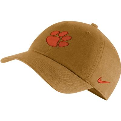 Clemson Nike H86 Logo Adjustable Hat