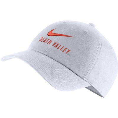Clemson Nike H86 Swoosh Adjustable Hat