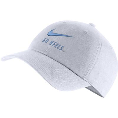UNC Nike H86 Swoosh Adjustable Hat