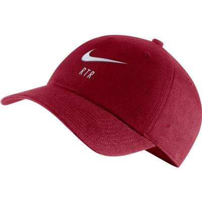 Alabama Nike H86 Swoosh Adjustable Hat