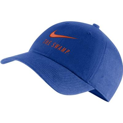Florida Nike H86 Swoosh Adjustable Hat