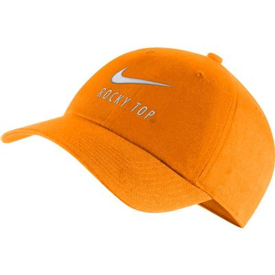 Tennessee Nike H86 Swoosh Adjustable Hat ORANGE