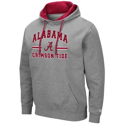 Alabama Colosseum Men's Hooded Fleece Pullover