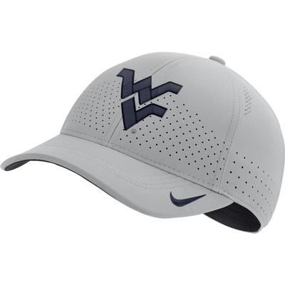 West Virginia Aero L91 Sideline Adjustable Hat