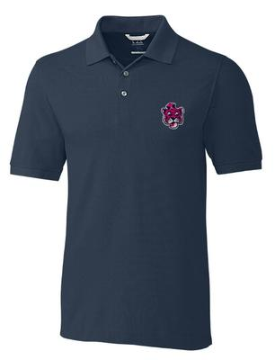 Auburn Cutter & Buck Advantage Vault Polo