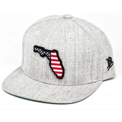 Florida Branded Bills Rogue Patriot Flatbrim Hat