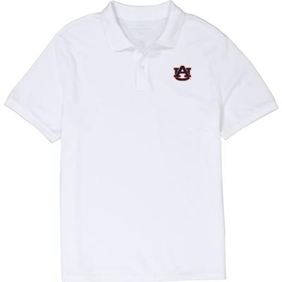 Auburn Vineyard Vines Stretch Pique Polo