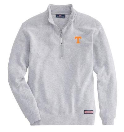 Tennessee Vineyard Vines Shep 1/2 Zip Pullover