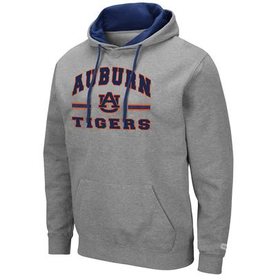 Auburn Colosseum Men's Hooded Fleece Pullover