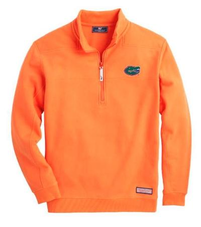 Florida Vineyard Vines Shep 1/2 Zip Pullover