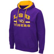 Lsu Colosseum Men's Hooded Fleece Pullover