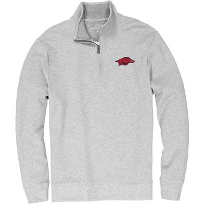 Arkansas Vineyard Vines Saltwater 1/4 Zip Pullover