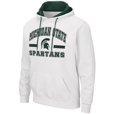 Michigan State Colosseum Men's Hooded Fleece Pullover