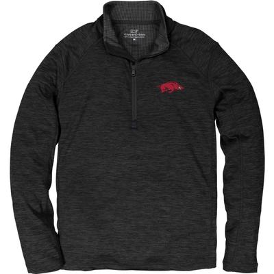 Arkansas Vineyard Vines Sankaty Performance 1/2 Zip Pullover