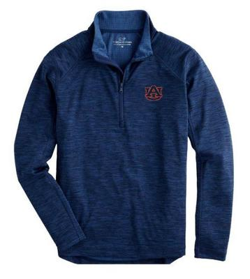 Auburn Vineyard Vines Sankaty Performance 1/2 Zip Pullover