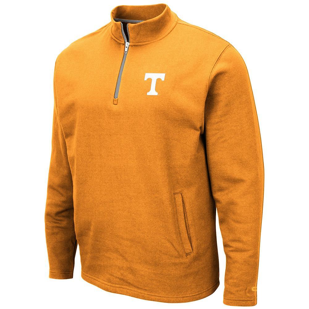 Tennessee Colosseum Men's 1/4 Zip Fleece Pullover