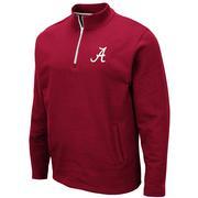 Alabama Colosseum Men's 1/4 Zip Fleece Pullover