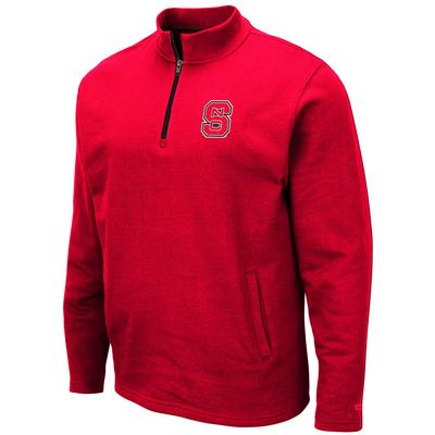 NC State Colosseum Men's 1/4 Zip Fleece Pullover