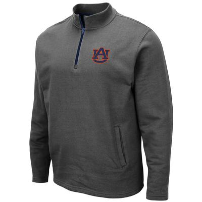 Auburn Colosseum Men's 1/4 Zip Fleece Pullover
