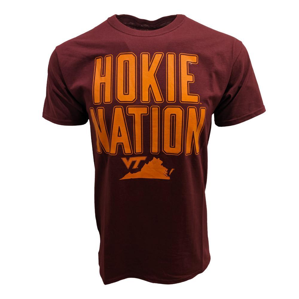Virginia Tech Hokie Nation T- Shirt