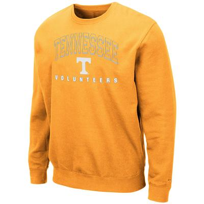 Tennessee Colosseum Men's Crew Fleece Pullover