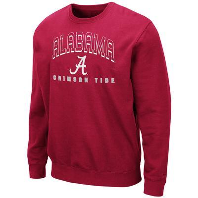 Alabama Colosseum Men's Crew Fleece Pullover