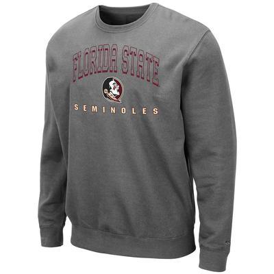 Florida State Colosseum Men's Crew Fleece Pullover