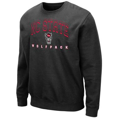 NC State Colosseum Men's Crew Fleece Pullover