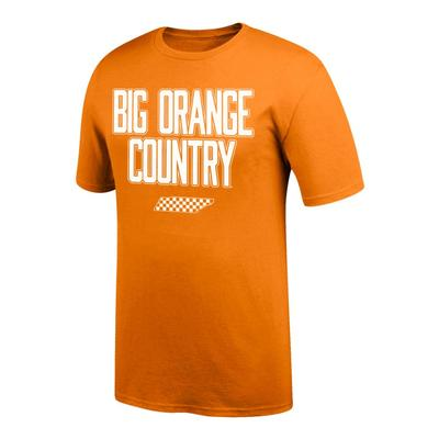 Tennessee Men's Big Orange Country Tee