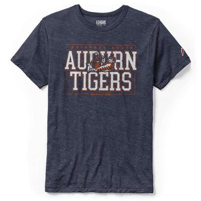 Auburn League Original Aubie Tri-blend Tee Shirt