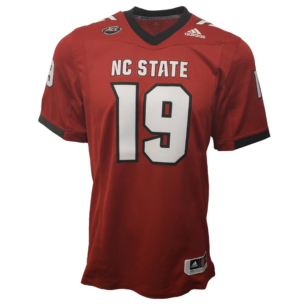 Nc State Adidas Premier 19 Football Jersey