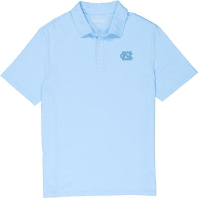UNC Vineyard Vines Solid Edgartown Polo