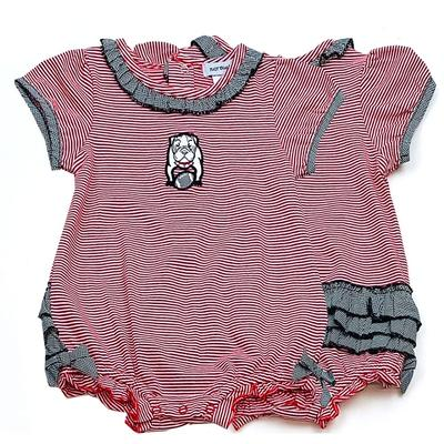 Georgia Ishtex Infant Girl Romper