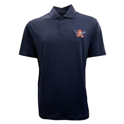 Auburn Under Armour Vault A with Eagle Polo