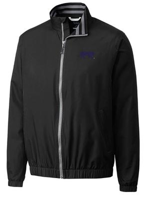 LSU Cutter & Buck Nine-Iron Big & Tall Jacket