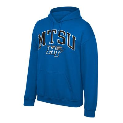 MTSU Foundation Fleece Hoodie Pullover