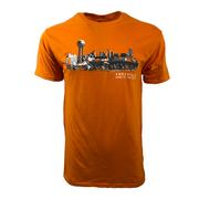 Tennessee Knoxville Skyline Tee Shirt