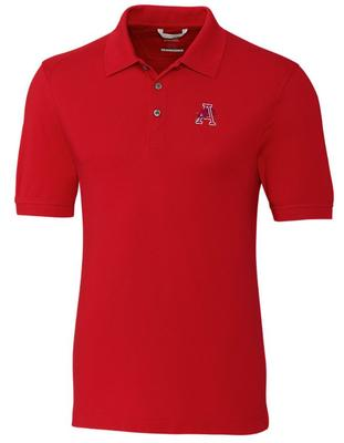 Arkansas Cutter & Buck Advantage Vault Polo