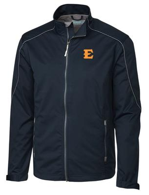 ETSU Cutter & Buck Opening Day Weathertec Softshell Jacket