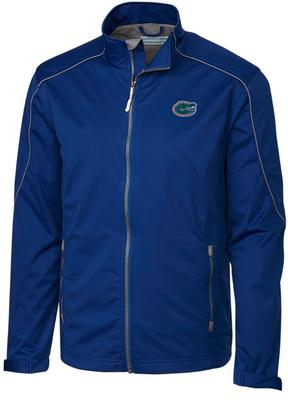 Florida Cutter & Buck Opening Day Weathertec Softshell Jacket