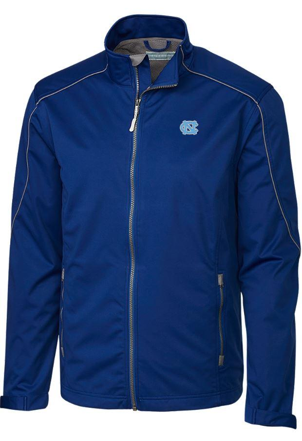 Unc Cutter & Buck Opening Day Weathertec Softshell Jacket
