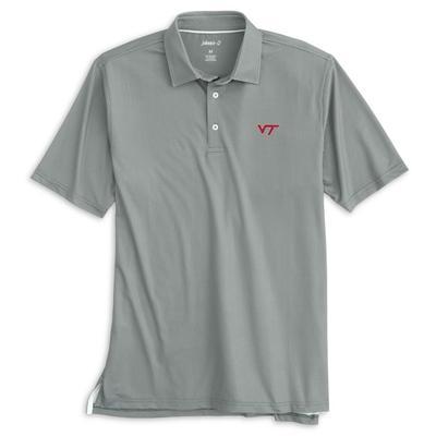 Virginia Tech Johnnie-O Men's Augie Polo