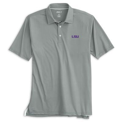 LSU Johnnie-O Men's Augie Polo